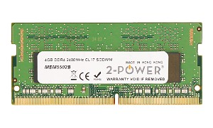 4GB DDR4 2400MHz CL17 SODIMM